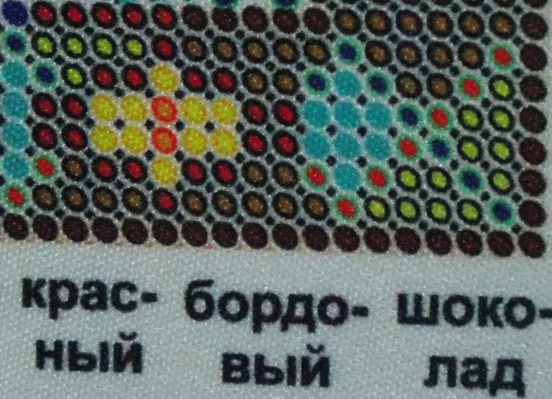 Купить схемы вышивки
